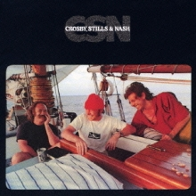 Crosby, Stills & Nash - CSN - Paper Sleeve