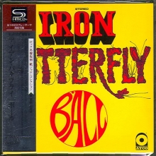 Ball - de Iron Butterfly