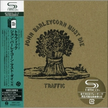 John Barleycorn Must Die - de Traffic