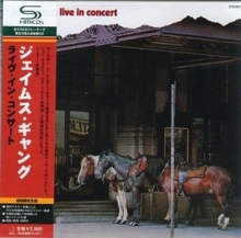 Live In Concert - de James Gang