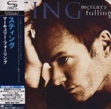 Mercury Falling - de Sting