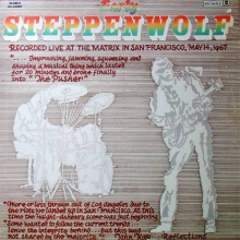 Early Steppenwolf - de Steppenwolf