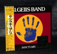 Sanctuary - de J. Geils Band