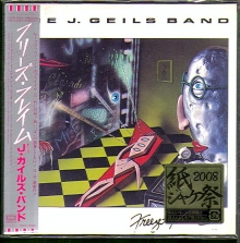 Freeze Frame - de J. Geils Band