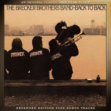 Back To Back - Expanded Edition - de Brecker Brothers