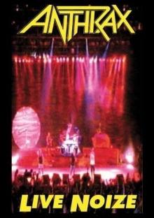 Live Noize 1991 - de Anthrax