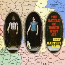 The Battle Of North West Six - de Keef Hartley