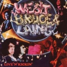 West, Bruce & Laing -  Live 'N' Kickin'