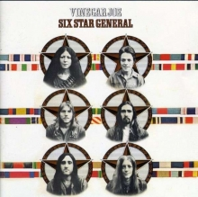Vinegar Joe - Six Star General