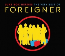 Foreigner - Juke Box Heroes: The Very Best