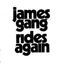 Rides Again - de James Gang
