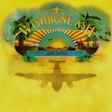 Live Dates - de Wishbone Ash
