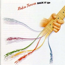 Back It Up - de Robin Trower
