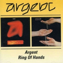 Argent / Ring Of Hands - de Argent