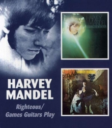 Righteous / Games Guitars Play - de Harvey Mandel
