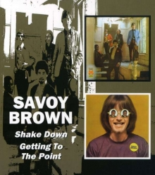 Shake Down / Getting To The Point - de Savoy Brown
