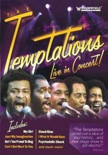 Temptations - Temptations - Live In Concert