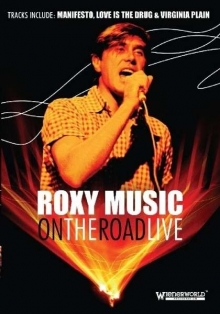Roxy Music - On The Road Live 1979