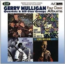 Gerry Mulligan - Four Classic Albums