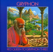 Red Queen To Gryphon Three - de Gryphon