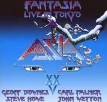 Fantasia: Live In Tokyo 2007 - de Asia