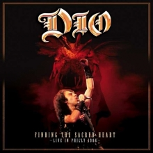 Dio. - Finding The Sacred Heart - Live In Philly 1986