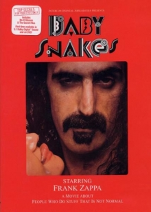 Baby Snakes - de Frank Zappa