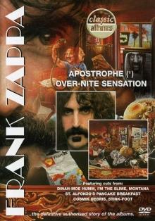 Apostrophe(') / Over-Nite Sensation - de Frank Zappa