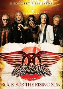 Rock For The Rising Sun - de Aerosmith