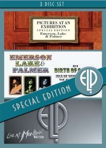 Emerson, Lake & Palmer - Pictures At An Exhibition / Birth Of A Band