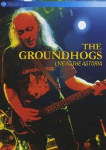 Live At The Astoria 1998 - de Groundhogs