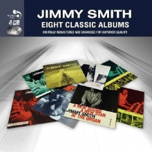 Jimmy Smith - Eight Classic Albums