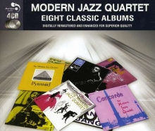 Modern Jazz Quartet - Eight Classic Albums