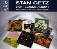 Stan Getz - Eight Classic Albums