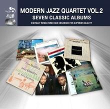 Modern Jazz Quartet - Seven Classic Albums Vol.2