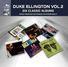 Six Classic Albums Vol.2 - de Duke Ellington