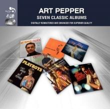 Art Pepper - Seven Classic Albums
