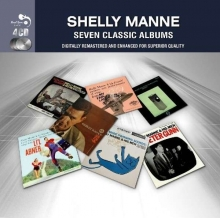 Shelly Manne - Seven Classic Albums