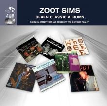 Seven Classic Albums - de Zoot Sims