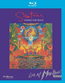 Hymns For Peace: Live At Montreux 2004 - de Santana