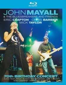 70th Birthday Concert - de John Mayall