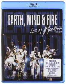Live At Montreux 1997 - de Earth, Wind & Fire