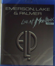 Live At Montreux 1997 - de Emerson, Lake & Palmer