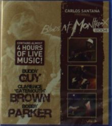Presents Blues At Montreux - de Santana