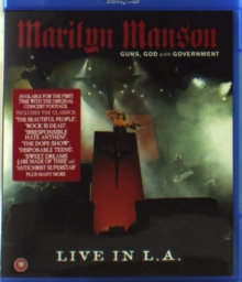 Marilyn Manson - Guns, God And Government: Live In L.A.