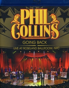 Phil Collins - Going Back - Live At Roseland