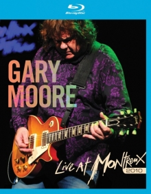 Live At Montreux 2010 - de Gary Moore