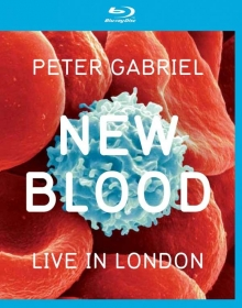 New Blood - Live In London 2011 - de Peter Gabriel