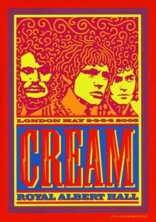 Royal Albert Hall: London, May 2005 - de Cream