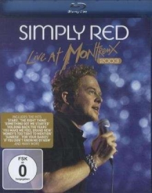 Live At Montreux 2003 - de Simply Red